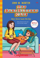 Baby Sitters Club  4  Mary Anne Saves the Day NF Book