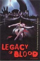 Legacy of Blood PDF