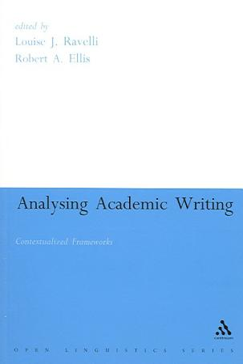 Analysing Academic Writing PDF