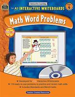 Math Word Problems PDF