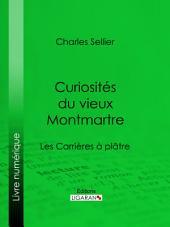 Curiosités du vieux Montmartre: Les Carrières à plâtre