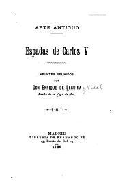 Espadas de Carlos V