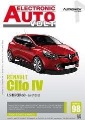 Manuale di elettronica Renault Clio IV - EAV98: 1.5 dCi 90 cv