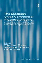 The European Unfair Commercial Practices Directive Book PDF
