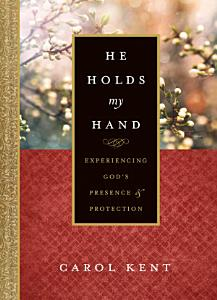 He Holds My Hand Book