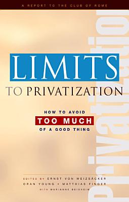 Limits to Privatization PDF
