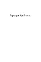 Asperger Syndrome PDF