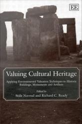 Valuing Cultural Heritage Book PDF