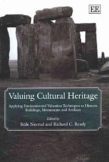 Valuing Cultural Heritage Book