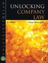 Unlocking Company Law: Edition 3