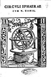Rudimentorum cosmographicorum Ioan. Honteri Coronensis libri 3. Cum tabellis geographicis elegantissimis. De uariarum rerum nomenclaturis per classes, libri 1