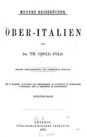 Ober-Italien: Band 2