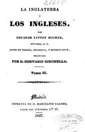 La Inglaterra y los ingleses: Volumen 2