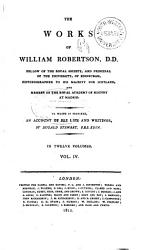The Works Of William Robertson History Of The Reign Of The Emperor Charles V Book PDF