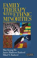 Family Therapy with Ethnic Minorities PDF