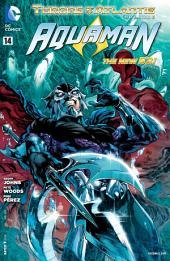 Aquaman (2011- ) #14