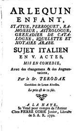 Théatre de La Haye ou Nouveau recueil choisi et meslé des meilleures piéces du théatre françois & italien..: Contenant les operas comiques. T. 2, Volume6