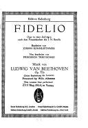 Fidelio PDF