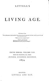 Littell's Living Age: Volume 123