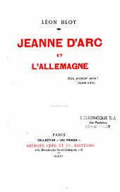 Jeanne d'Arc et l'Allemagne