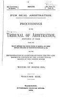 Fur Seal Arbitration PDF