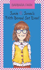Junie B. Jones's Fifth Boxed Set Ever!