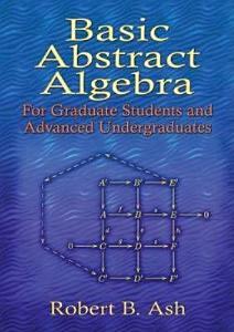 Basic Abstract Algebra PDF