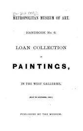 Loan Collection of Paintings in the West Galleries
