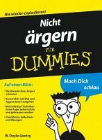 Nicht   rgern f  r Dummies PDF