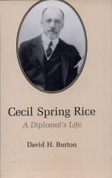 Cecil Spring Rice Book PDF