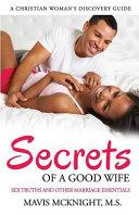 Secrets of a Good Wife