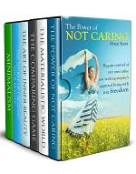 Self-Confidence, Social Comparison, Materialism, Minimalism, Self-Love, and Fulfillment: 6 Books in 1
