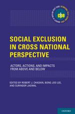 Social Exclusion in Cross National Perspective PDF