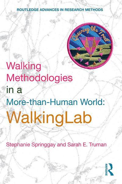 Download Walking Methodologies in a More than human World Book