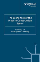 The Economics of the Modern Construction Sector PDF