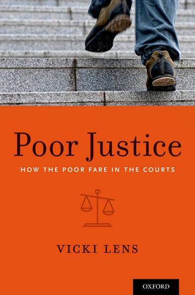 Poor Justice Pdf Book