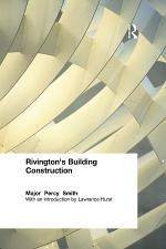 Rivington's Building Construction