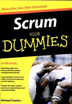 Scrum voor Dummies PDF