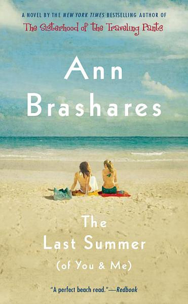 Download The Last Summer  of You and Me  Book
