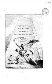 Traité des pierres gravées par P.-J. Mariette