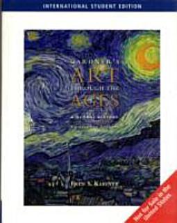 Gardner s Art Through the Ages Book