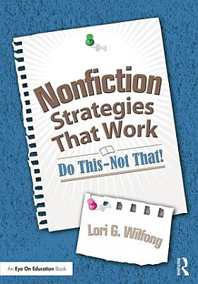 Nonfiction Strategies That Work PDF