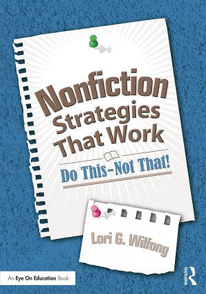 Nonfiction Strategies That Work PDF