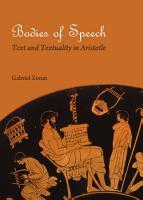 Bodies of Speech PDF