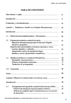 La Regi  n Mesoamericana PDF