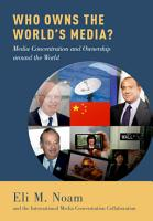 Who Owns the World s Media  PDF