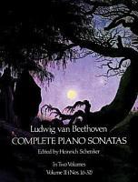 Complete piano sonatas  No  16 32 PDF