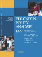 Education Policy Analysis 1999
