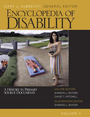 Encyclopedia of Disability