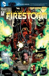 The Fury of Firestorm: The Nuclear Men (2011-) #7